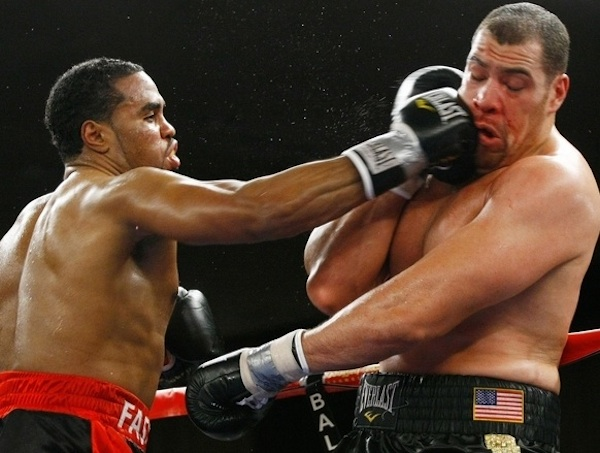 2011 ShoBox The New Generation: Eddie Chambers vs Derric Rossy - February 11, 2011