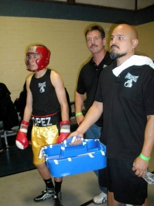 List of amateur boxers in arizona