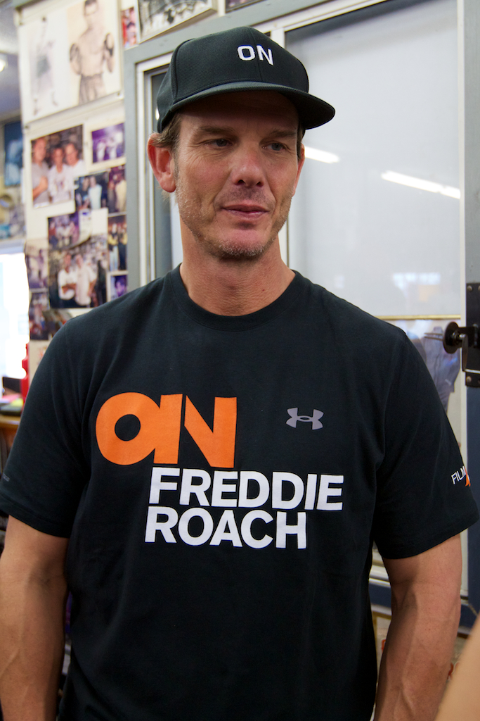Peter Berg - On Freddie Roach