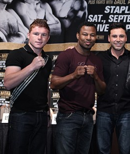 canelo and shane-mosley