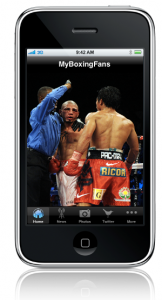 boxing news mobile app