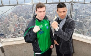 Matthew Macklin and Sergio Martinez