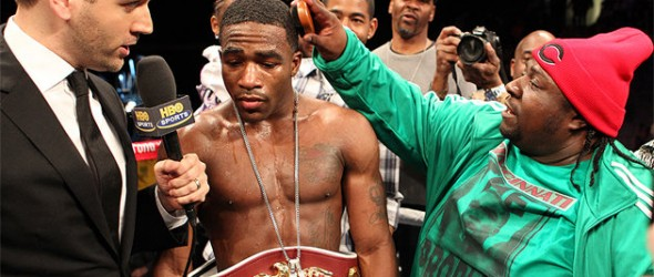 2 Days with Adrien Broner