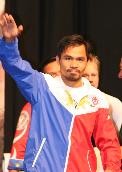 Manny Pacquiao Returns November 10th