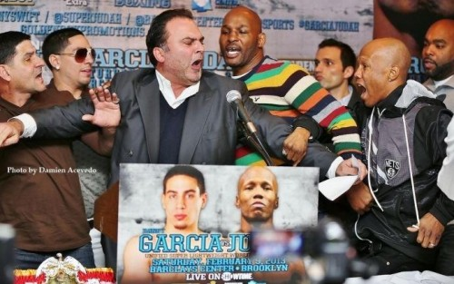 > FEB 9 - Danny Garcia vs Zab Judah - Photo posted in Finished games | Sign in and leave a comment below!