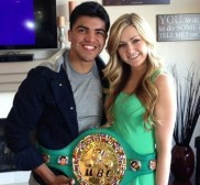 """Former welterweight champ Victor Ortiz will be the fifth boxer to compete on """"Dancing With the Stars."""""""