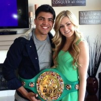 "Former welterweight champ Victor Ortiz will be the fifth boxer to compete on ""Dancing With the Stars."""