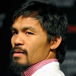 Manny Pacquiao v Timothy Bradley - Press Conference
